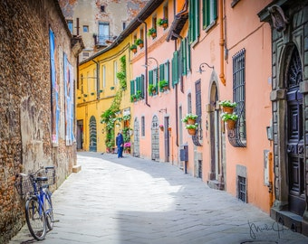 TOWNS OF ITALY
