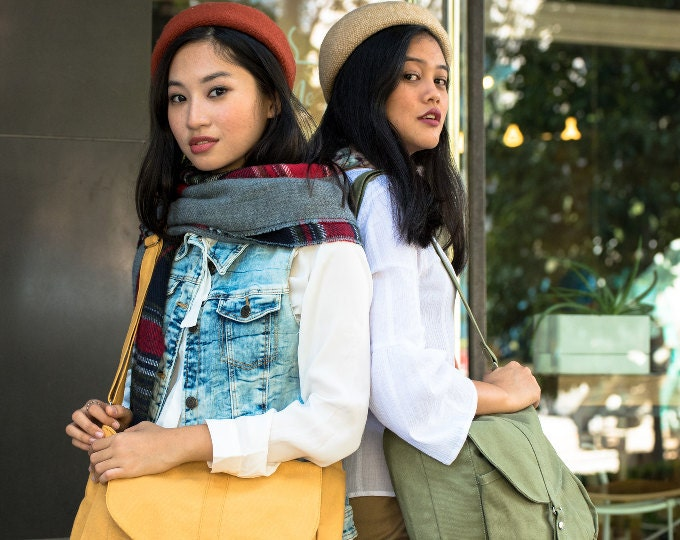 Messenger bag / no.12