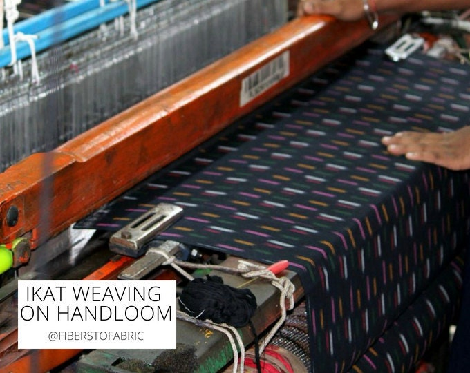 Ikat Weaves / Handlooms