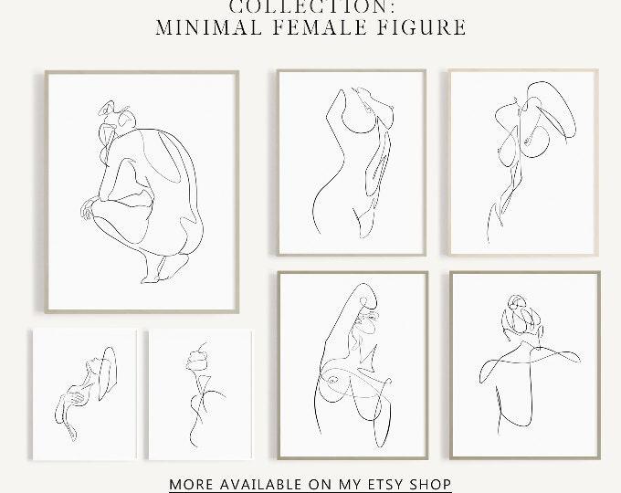 Female Figure (Digital)