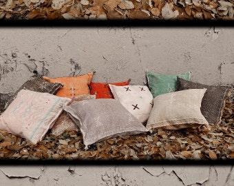 Cactus Silk Pillows
