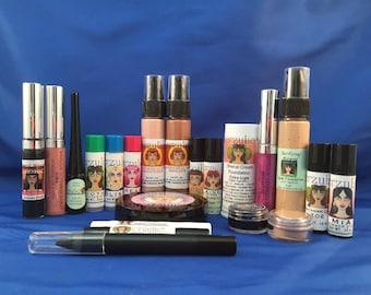 Organic Face Makeup