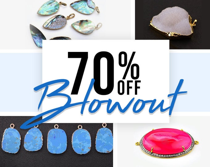 70% OFF BLOWOUT