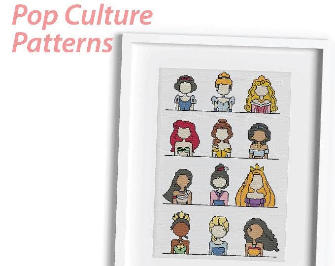 Pop Culture Patterns