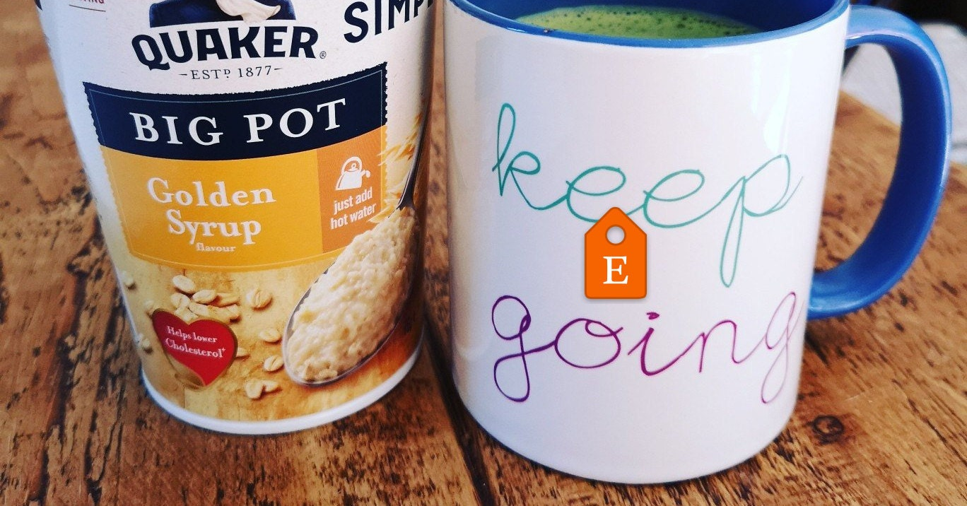 Gifts for runners. Runners gifts. Keep Going. Self care Mug. | Etsy