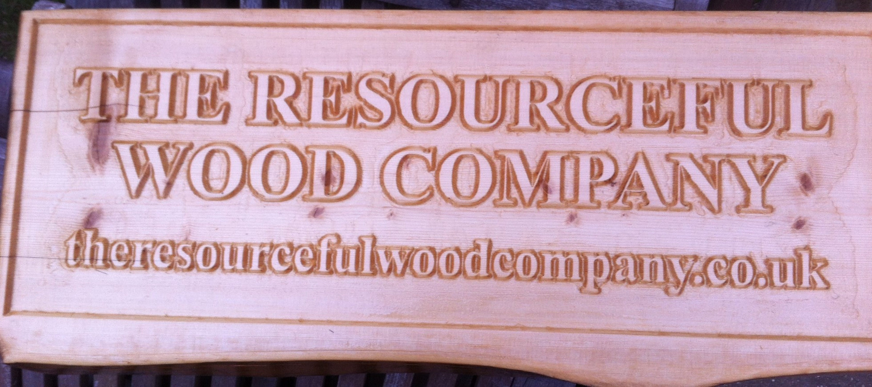 TheResourcefulWoodCo en Etsy
