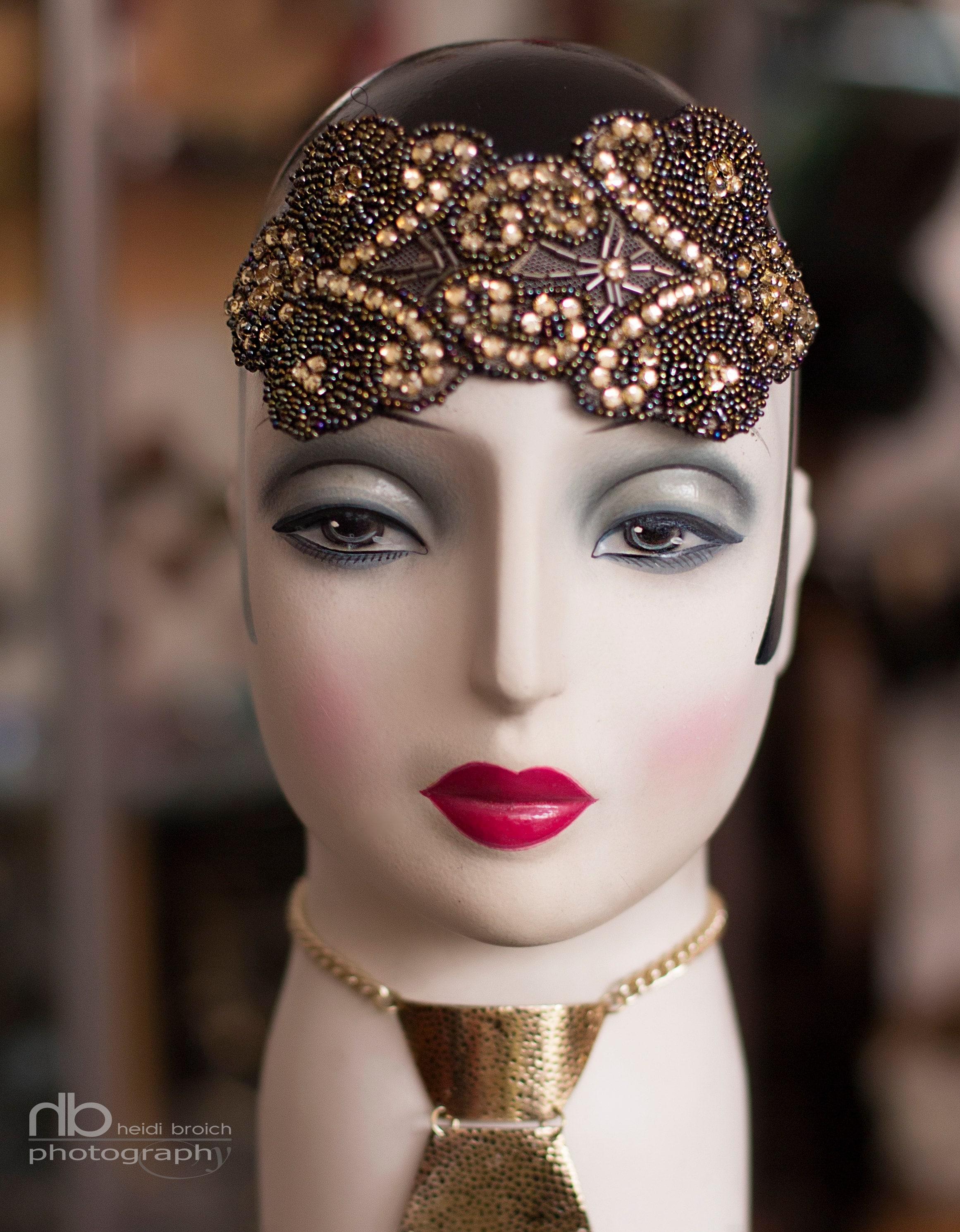 Glamouröser Kopfschmuck Im 20er Jahre Von Gatsbyglamourfashion