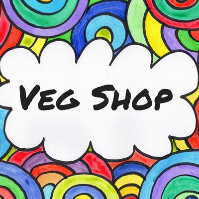 b570cecb975c5 Veg Shop on Etsy
