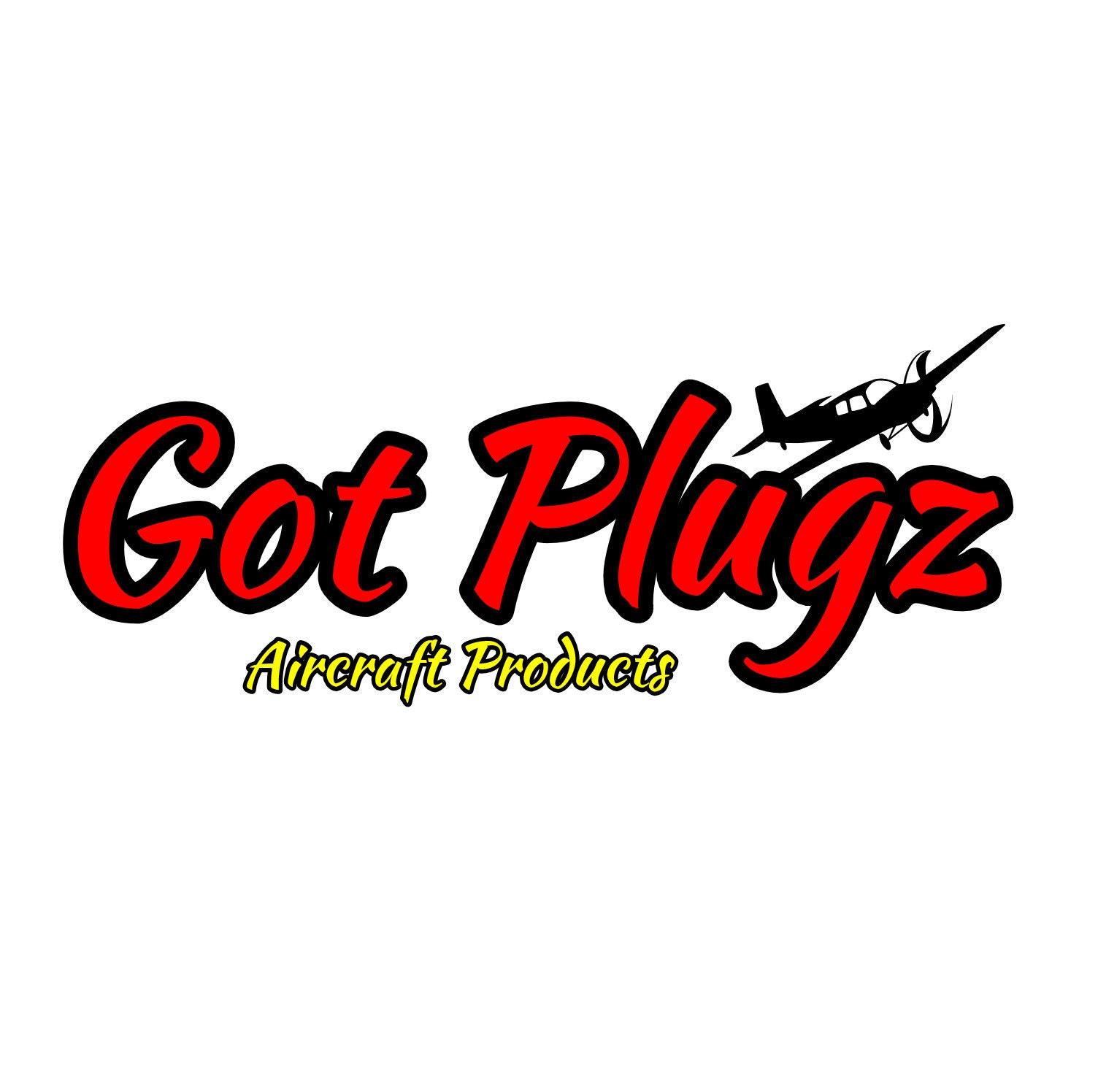 Piper PA-22-108 Colt Tri-Pacer Cowl Plugs w// RBF Streamer