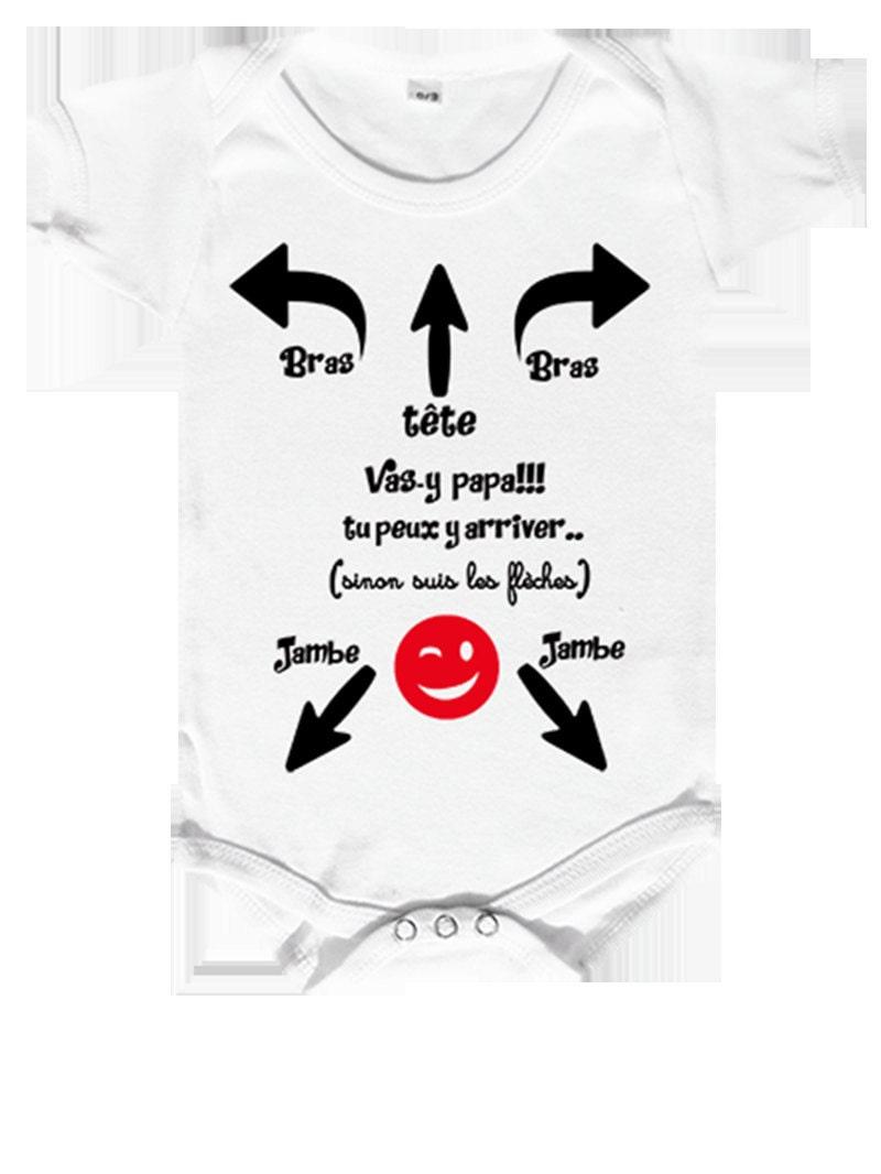 Super papa Homme Femme Top Funny T Shirt Inspiré Cadeau Père du jour de Noël