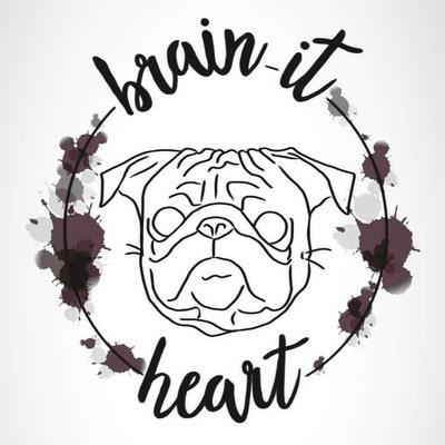 Brain It Heart On Etsy