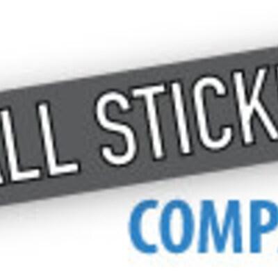 the wall sticker company on etsy