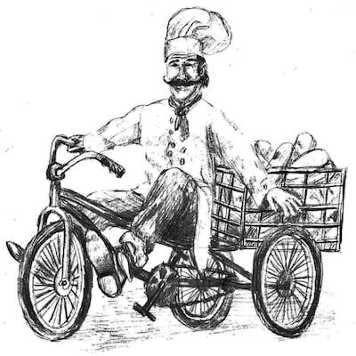Bread Peddler