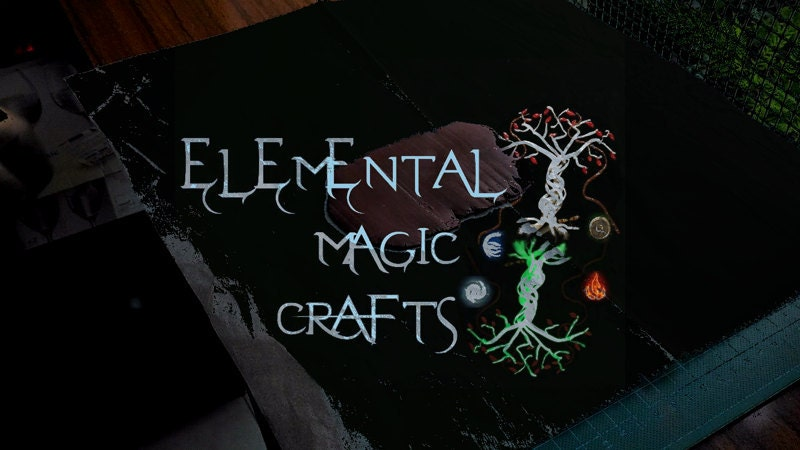 Unique Handmade Jewelry With Crystals By Elementalmagiccrafts