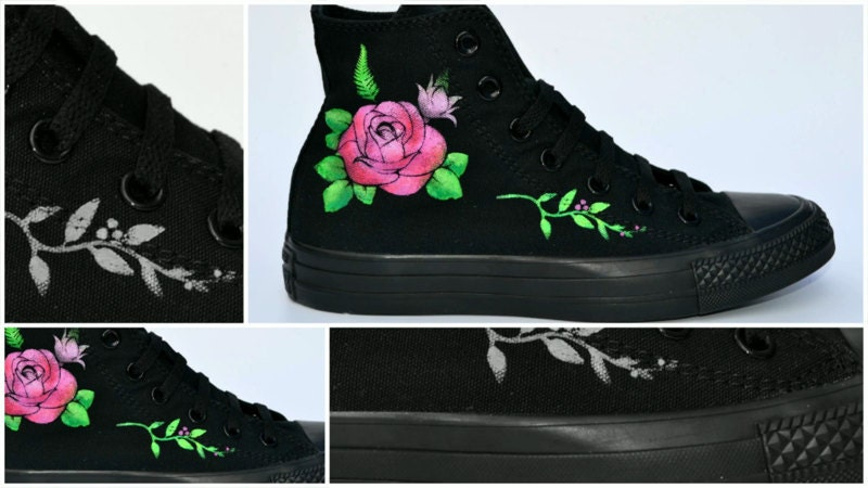 Custom Shoes. Mermaids Unicorns Galaxy & von SheTalksToRainbows
