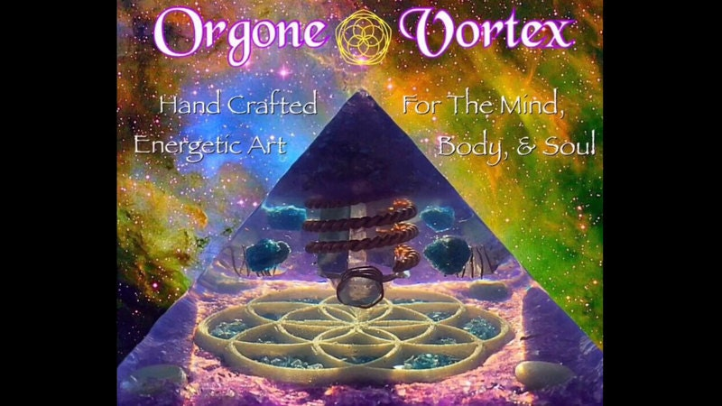 b5b8aaf23eb02 Energetic Art for the Mind Body and Soul by OrgoneVortex on Etsy